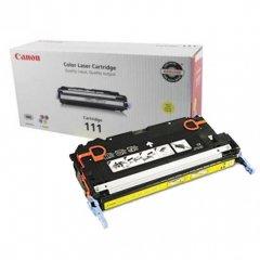 Canon 1657B001AA (CRG-111) OEM Yellow Laser Toner Cartridge