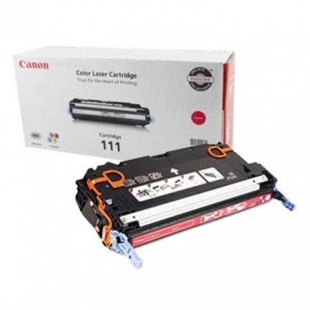 Canon 1658B001AA (CRG-111) OEM Magenta Toner Cartridge