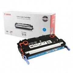 Canon 1659B001AA (CRG-111) OEM Cyan Laser Toner Cartridge