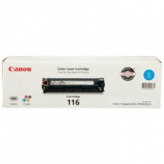 Genuine Canon 1979B001AA Cyan Laser Toner