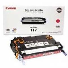 Canon 2576B001AA (CRG-117) OEM Magenta Toner Cartridge