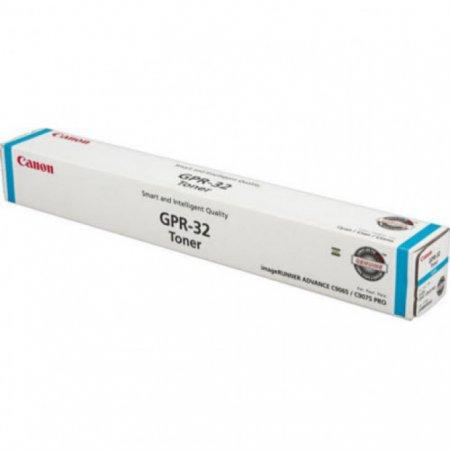 Canon 2795B003AA (GPR-32) High Yield Cyan OEM Toner Cartridge
