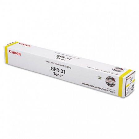 Genuine Canon 2802B003AA Yellow Laser Print Cartridge