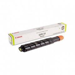 Canon 2804B003AA (GPR-33) OEM Yellow Laser Toner Cartridge