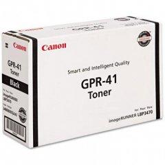 Canon 3480B005AA (GPR-41) OEM Black Laser Toner Cartridge