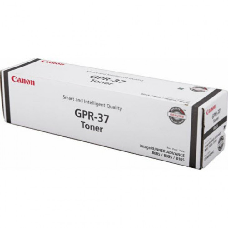 Genuine Canon 3764B003AA Black Laser Print Cartridge