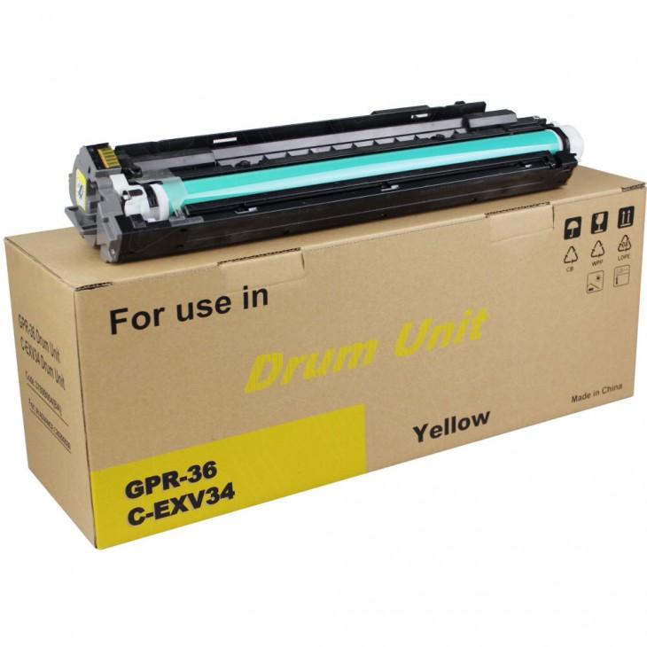 Canon 3789B004BA (GPR-36) Yellow OEM Laser Drum
