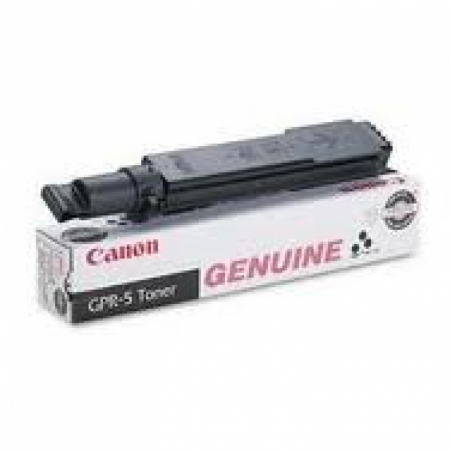 Canon 4235A003AA (GPR-5) OEM Black Laser Toner Cartridge