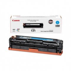 Genuine Canon 6271B001AA Cyan Laser Print Cartridge