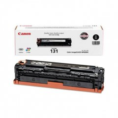 Genuine Canon 6272B001AA Black Laser Print Cartridge