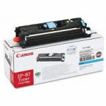 Canon 7432A005AA (EP-87) OEM Cyan Laser Toner Cartridge