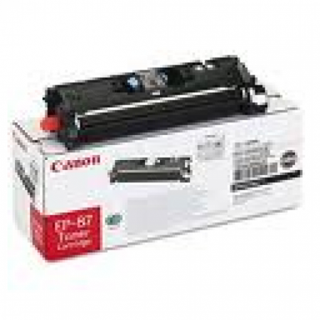 Canon 7433A005AA (EP-87) OEM Black Laser Toner Cartridge