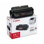 Canon 7621A001AA (FX-7) OEM Black Laser Toner Cartridge