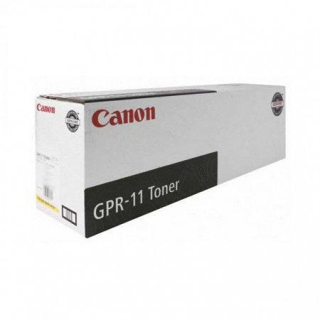 Canon 7626A001AA (GPR-11) OEM Yellow Laser Toner Cartridge