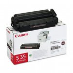Canon 7833A001AA (S35) OEM Black Laser Toner Cartridge