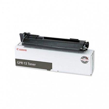 Canon 8640A003AA (GPR-13) OEM Black Laser Toner Cartridge