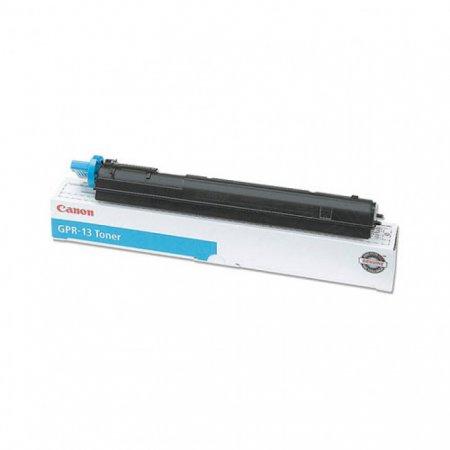 Canon 8641A003AA (GPR-13) OEM Cyan Laser Toner Cartridge