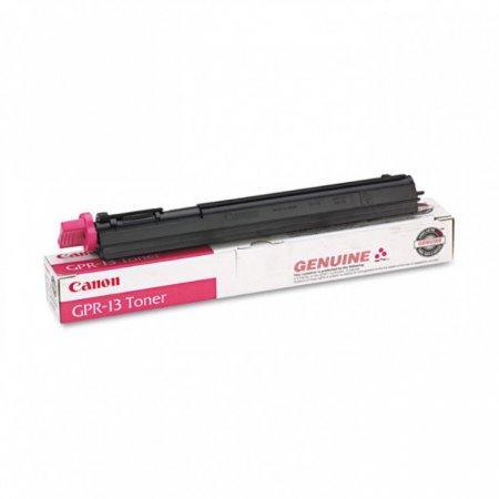 Canon 8642A003AA (GPR-13) OEM Magenta Laser Toner Cartridge