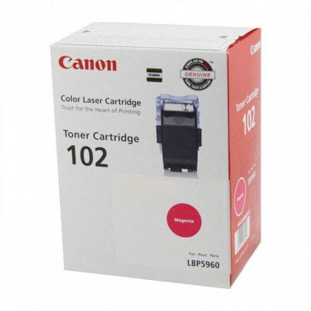 Canon 9643A006AA (CRG-102) OEM Magenta Toner Cartridge