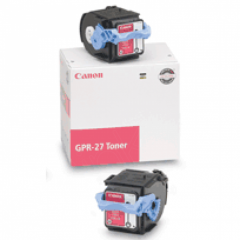 Canon 9643A008AA (GPR-27) OEM Magenta Laser Toner Cartridge