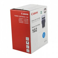 Canon 9644A006AA (CRG-102) OEM Cyan Laser Toner Cartridge