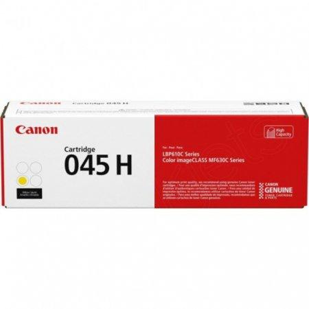 Canon OEM (045H) HY Yellow Toner