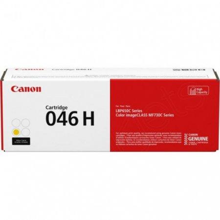 Canon OEM (046H) HY Yellow Toner