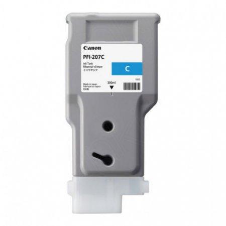 Canon OEM PFI-207C Cyan Ink