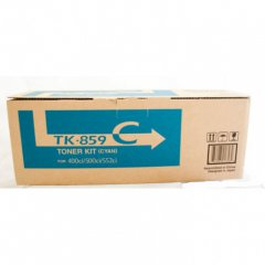 Copystar TK859C Cyan Toner Cartridges