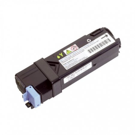 Dell 330-1438 (T108C) HY Yellow OEM Toner for 2130/2135