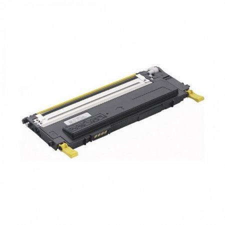 Dell 330-3013 (M127K) Yellow OEM Toner Cartridge for 1230/1235