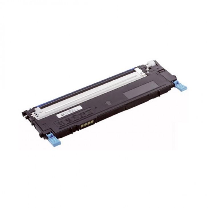 Dell 330-3015 (J069K) Cyan OEM Toner Cartridge for 1230/1235