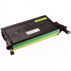 Dell 330-3790 High Yield Yellow OEM Toner Cartridge