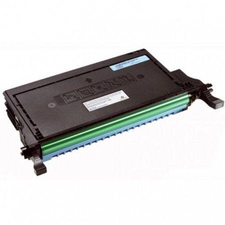 Dell 330-3792 (J394N) High Yield Cyan OEM Toner Cartridge