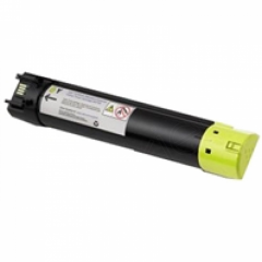 Dell 330-5839 (R273N) Yellow OEM Laser Toner Cartridge