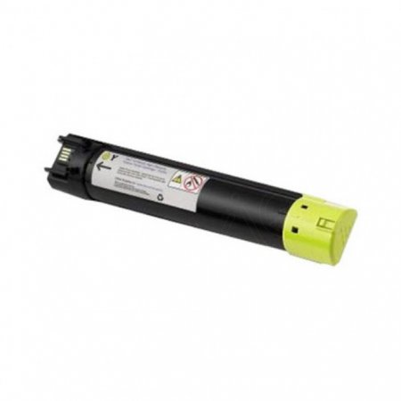Dell 330-5852 (T222N) HY Yellow OEM Toner for 5120/5130/5140