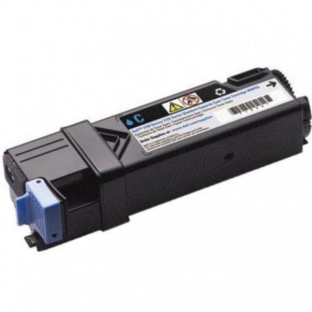 Genuine Dell 331-0713 Cyan Laser Print Cartridge