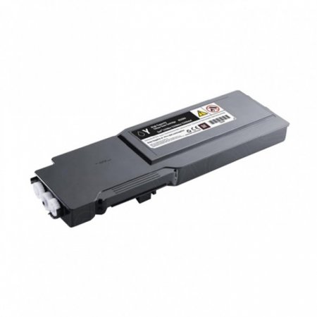 Dell 331-8422 (45TWT) Std. Yield Yellow OEM Toner Cartridge