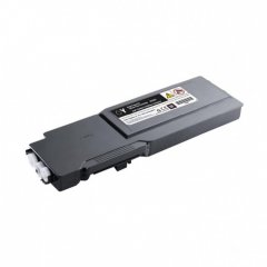 Dell 331-8426 (RGJCW) High-Yield Yellow OEM Toner Cartridge