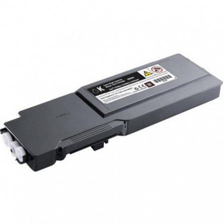 Dell 331-8429 (W8D60) EHY Black OEM Laser Toner Cartridge