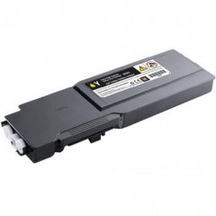 Dell 331-8430 (MD8G4) EHY Yellow OEM Laser Toner Cartridge
