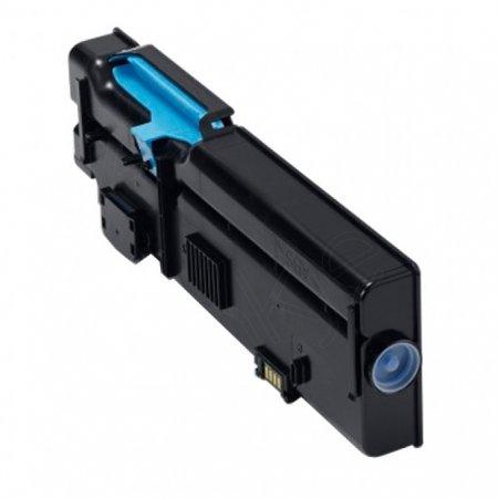 Dell 593-BBBT (488NH) High Yield Cyan OEM Toner Cartridge