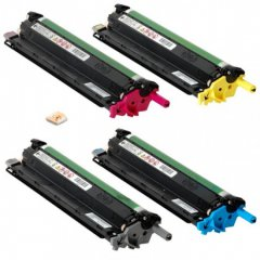 Dell 331-8434 (TWR5P) OEM 4 Color Laser Drum Cartridge Kit
