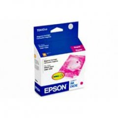 Epson T044320 Ink Cartridge, Magenta, OEM