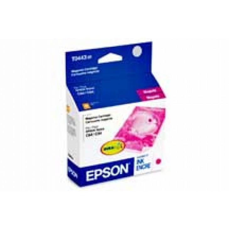 Epson T044320 Ink Cartridge, Magenta, OEM