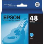 Epson T048220 Ink Cartridge, Cyan, OEM