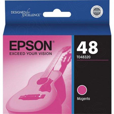 Epson T048320 Ink Cartridge, Magenta, OEM