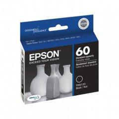 Epson T060120 Ink Cartridge, Black, OEM