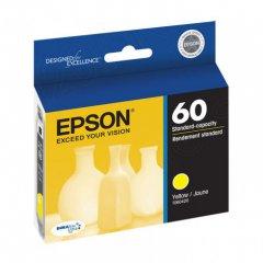 Epson T060420 Ink Cartridge, Yellow, OEM