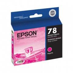 Epson T078320 Ink Cartridge, Magenta, OEM
